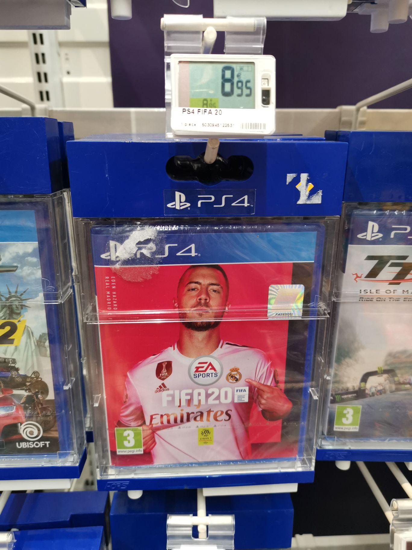 FIFA 20 sur PS4 (Ivry-sur-Seine 94)