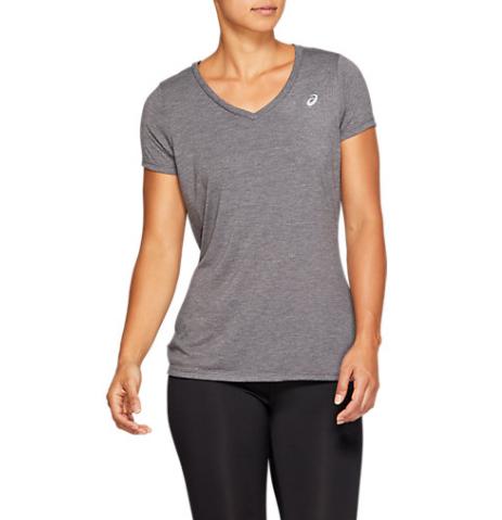 T-shirt Sport Train Top pour Femme - Noir ou Gris (Taille Xs, S et M)