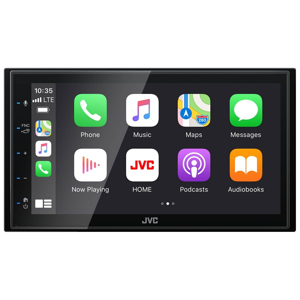 """Autoradio 6.8"""" JVC 2DIN KW-M565DBT - DAB+ (via ODR de 50€)"""