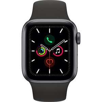 [Clients SFR] Montre connectée Apple Watch Series 5 Cellular - 40 mm (via 50€ remboursés sur la facture)