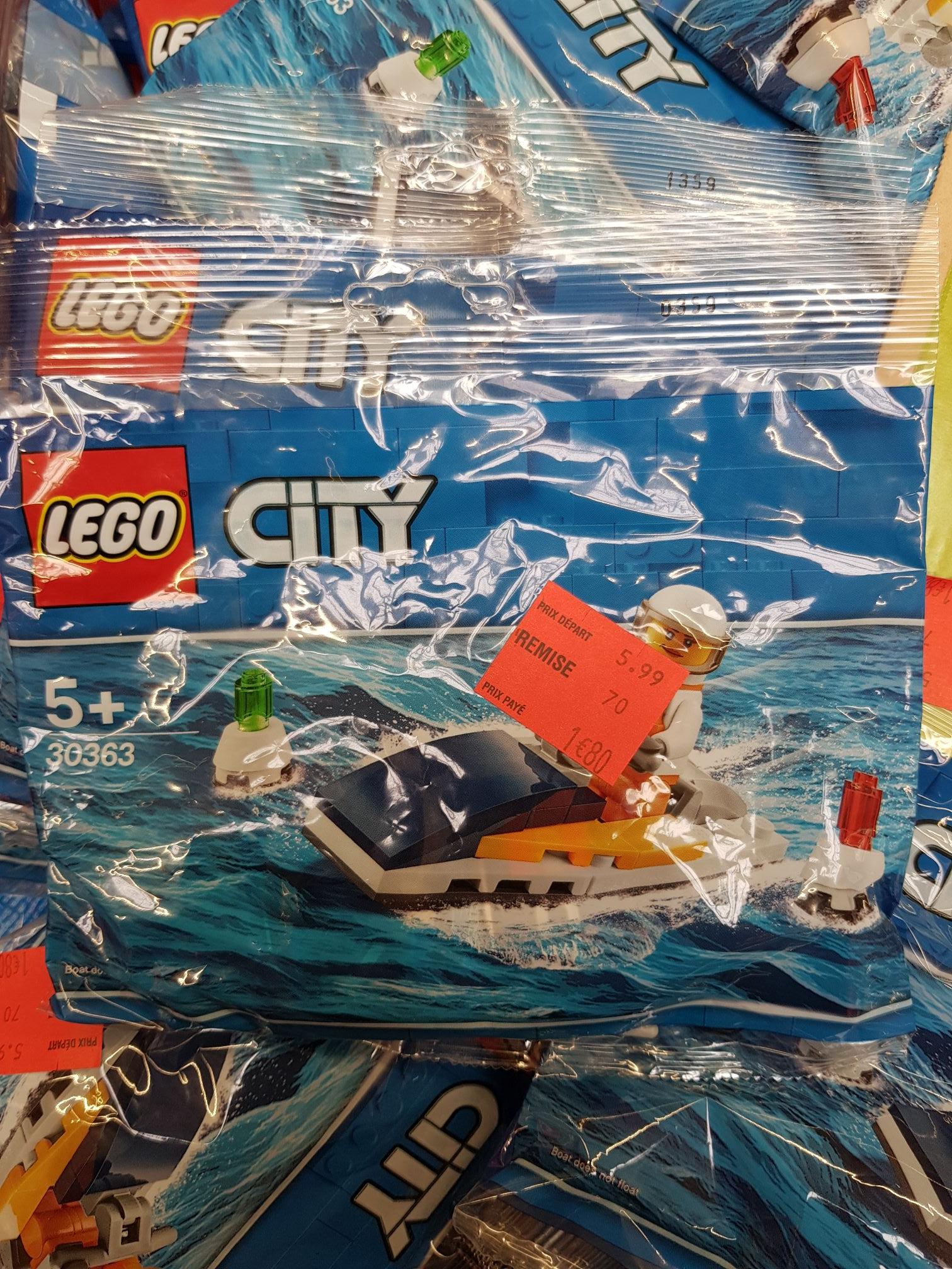 Le bateau de course Lego 30363 (Portet-sur Garonne 31)