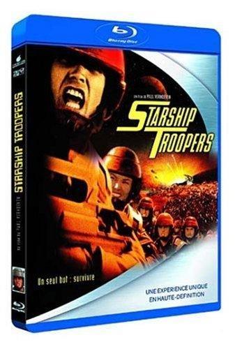 Blu-ray Starship Troopers