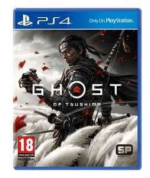 Ghost of Tsushima sur PS4 (Chasseneuil du Poitou 86)