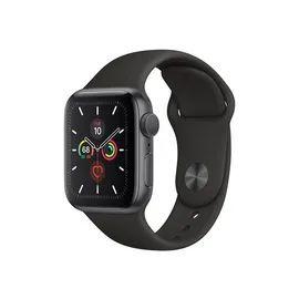 Montre connectée Apple Watch Series 5 (GPS) - 40 mm, gris