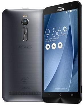 """Smartphone 5.5"""" Asus Zenfone 2 ZE551ML (4 Go RAM, 16 Go) - Double Sim Gris"""