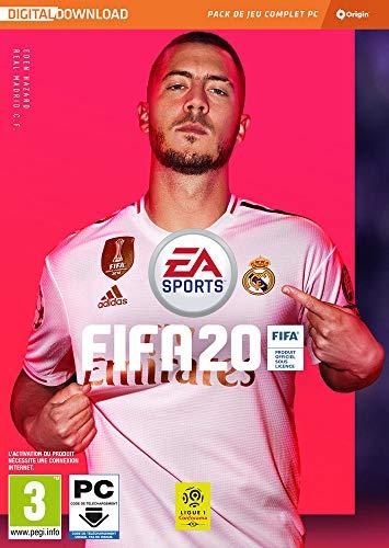 FIFA 20 sur PC (Dématérialisé, Origin)