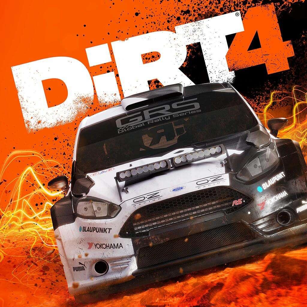 Dirt 4 sur PC (dématérialisé, Steam)