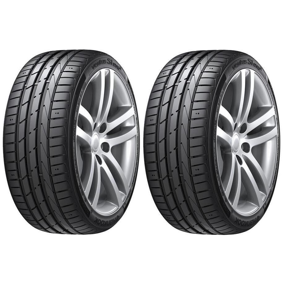 Jusqu'à 40€ offerts en ticket E.Leclerc sur les pneus Hankook & Goodyear - Ex : 2x Hankook Ventus S1 Evo² K117 - 225/45 R17 (Via 20€ carte)