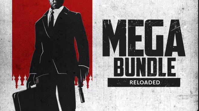 Mega Bundle Reloaded: 19 jeux PC dont Postal 2, Alekhine's Gun (Dématérialisé - Steam)