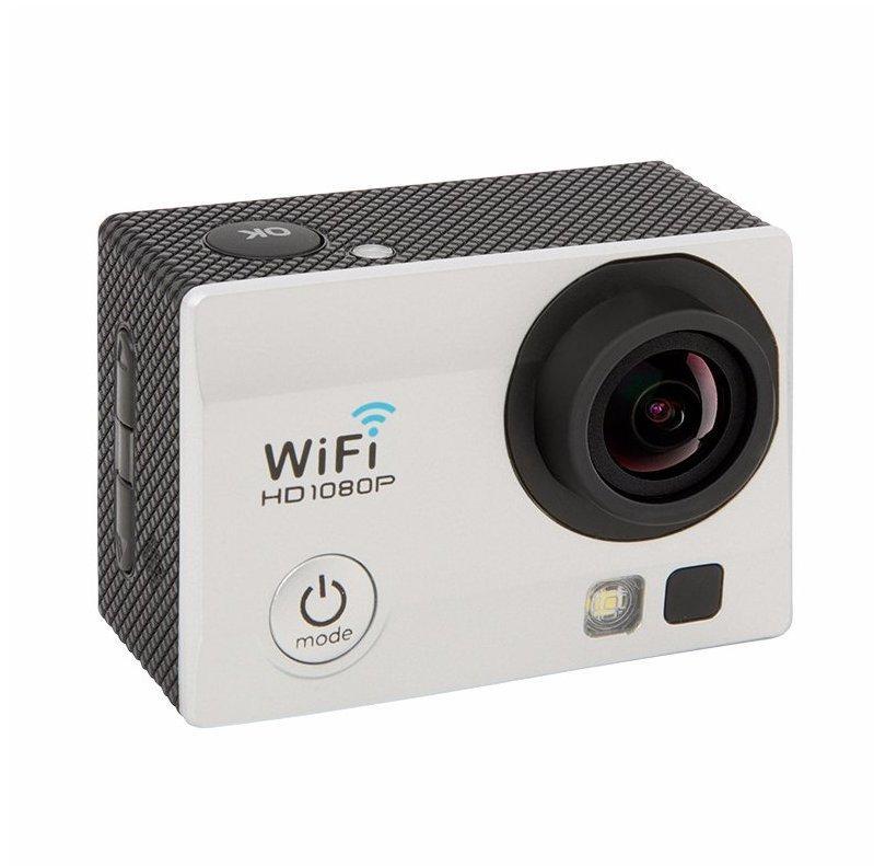 Sélection de caméras sportive en promotion - Ex: Caméra sportive HD Wifi 1080p + accessoires et télécommande