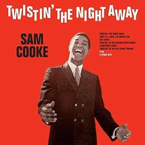 Album Vinyle Sam Cooke - Twistin The Nigth Away