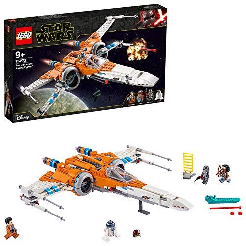 Jouet Lego StarWars 75273 - X-Wing de Poe Dameron