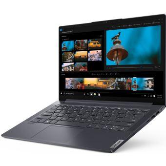 "Pc Portable 14"" Lenovo Yoga Slim 7 14ARE05 - Ryzen 7 4700U, 16Go RAM, 512Go SSD, Gris ardoise"