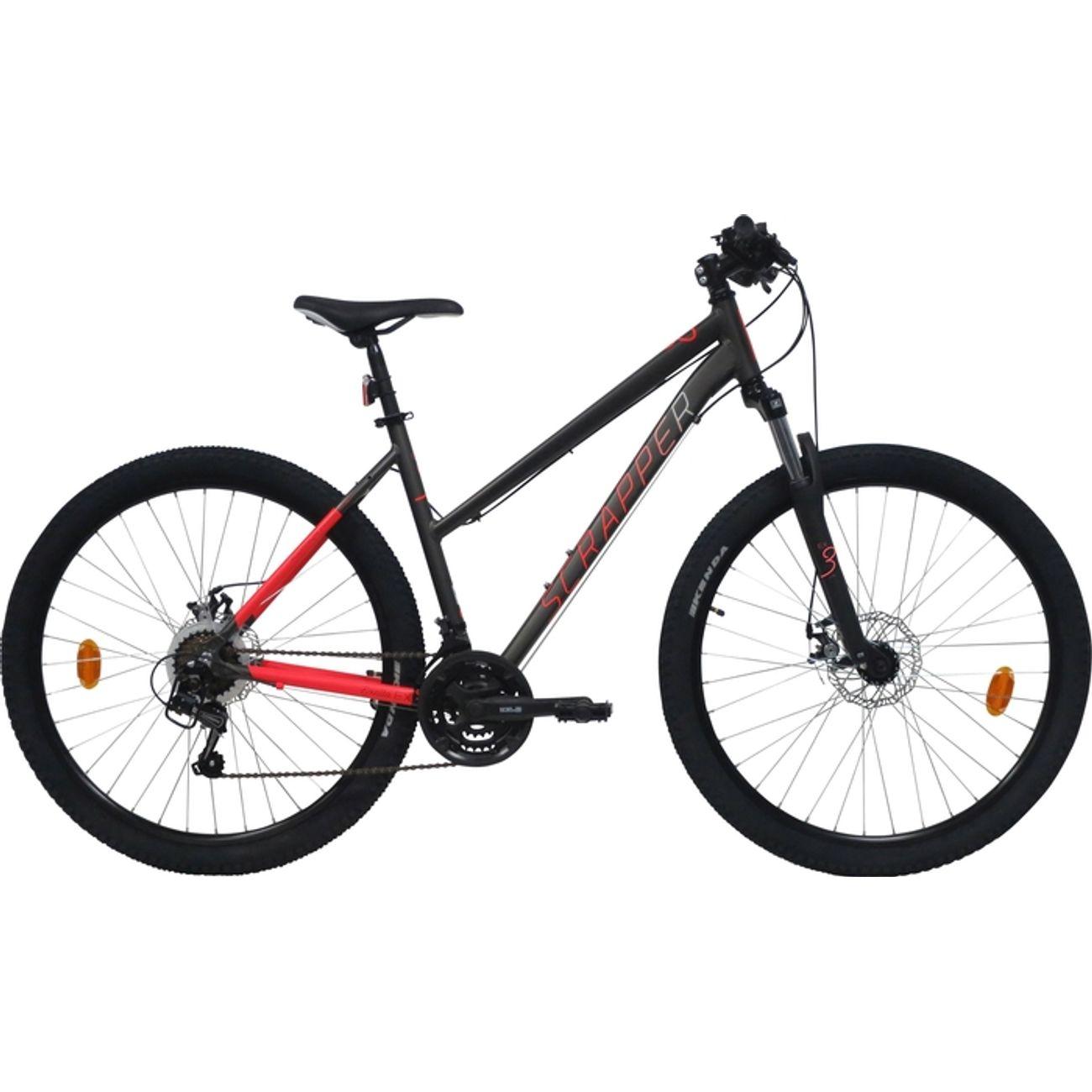 Vélo VTT pour femme SCRAPPER EXALTA 3.9 Ltd - Taille M (+6€ sur la carte de fidélité - Via retrait dans une sélection de magasins)