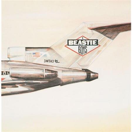 Vinyle «Licensed to ill» des Beastie Boys