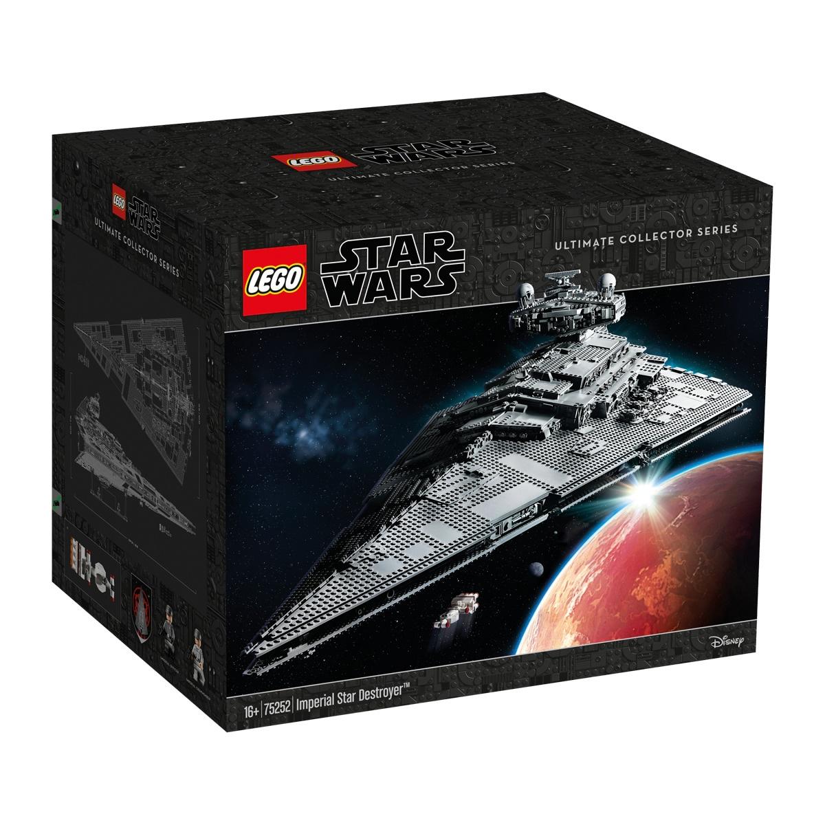 Jouet Lego Star Wars - Imperial Star Destroyer (75252)
