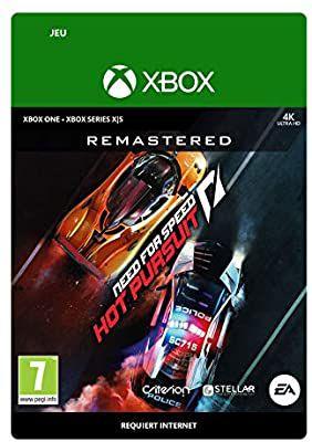 Need for Speed Hot Pursuit Remastered sur Xbox One (Dématérialisé)