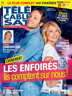 Abonnement de 12 Mois à Télécâble Sat Hebdo (abobauer.com)