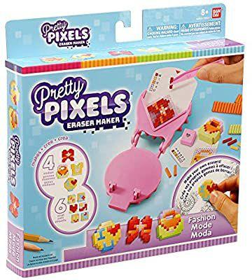 Fabrique à gommes Bandai - Pretty Pixels Fashion