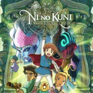 Ni no Kuni Remastered : La Vengeance de la sorcière céleste sur Nintendo Switch (Dématérialisé)