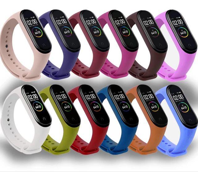[Nouveaux clients] Bracelet pour Xiaomi Mi Band 5/4/3 (Divers coloris)