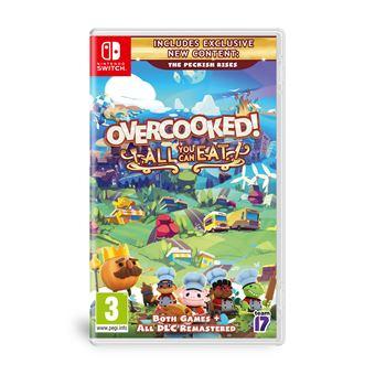 [Précommande] Overcooked All You Can Eat sur Nintendo Switch (+5€ sur le compte fidélité pour les Adhérents)
