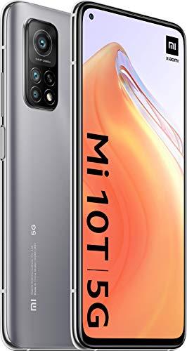 "Smartphone 6.67"" Xiaomi Mi 10T - 128 Go, 6 Go de RAM (Vendeur tiers)"