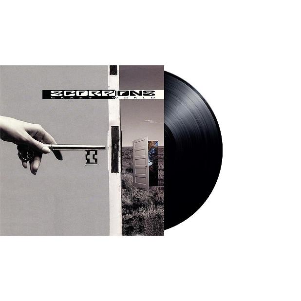 Vinyle Scorpions Crazy World