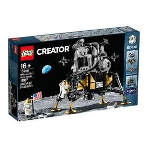 Jeu de construction Lego Creator Expert - Apollo 11 Lunar Lander (10266)