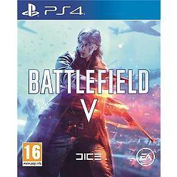 Jeu Battlefield V sur PS4