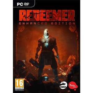 Sélection de jeux PC en promotion - Ex : Redeemer Enhanced edition à 2,01€