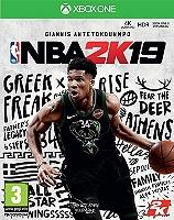 Jeu NBA 2K19 sur Xbox One