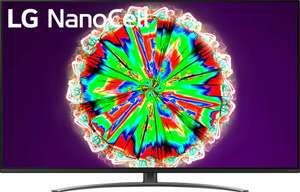 """TV 49"""" LG NanoCell 49NANO816 (2020) - 4K UHD, HDR10 (Frontaliers Suisse)"""