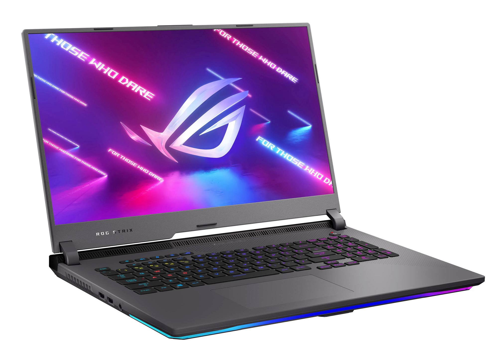 """PC portable 17"""" Asus Strix G17-G713QR-HG022T - Ryzen 9, RTX 3070 avec OS"""