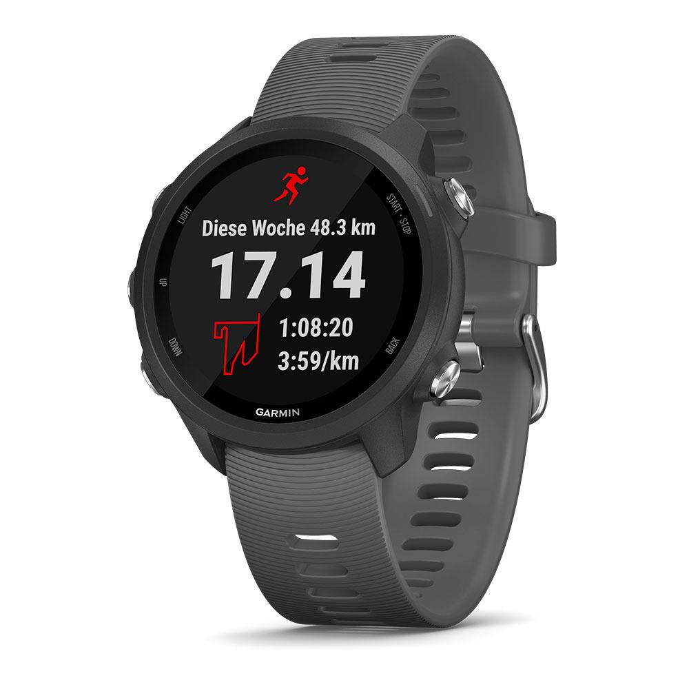 Montre connectée GPS Garmin Forerunner 245 - Noire
