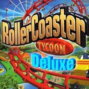 Rollercoaster Tycoon Deluxe Edition sur PC (Dématérialisé - Steam)