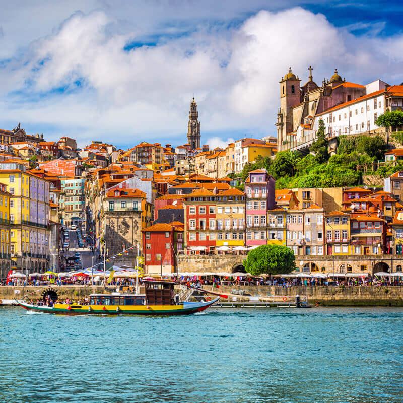 Sélection de vols A/R Paris Beauvais <-> Porto en promotion - Ex: Du 23 au 30 Mars