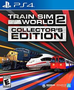 Train Sim World 2: Collector's Edition sur PS4 & Xbox One (Frais de port et d'importation inclus)