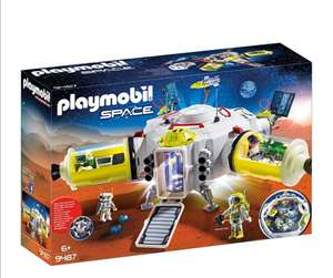 Jouet Playmobil (9487) - Station spatiale Mars