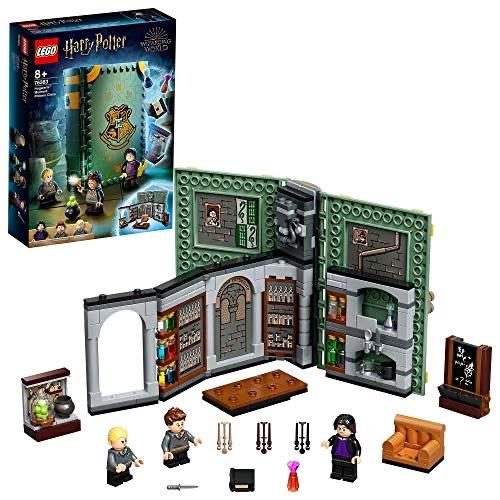 Sélection Lego Harry Potter ex : 76383 - Poudlard : Le Cours de Potions (Via coupon)