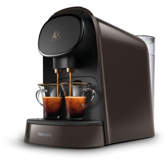 Machine à café à capsules L'OR Barista - Gris (dans une sélection de magasins)