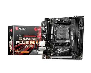 Carte Mère MSI B450I Gaming Plus MAX - WiFi