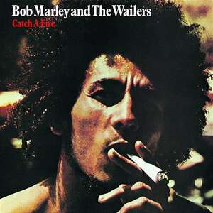 Vinyle Bob Marley and the Wailers Catch A Fire