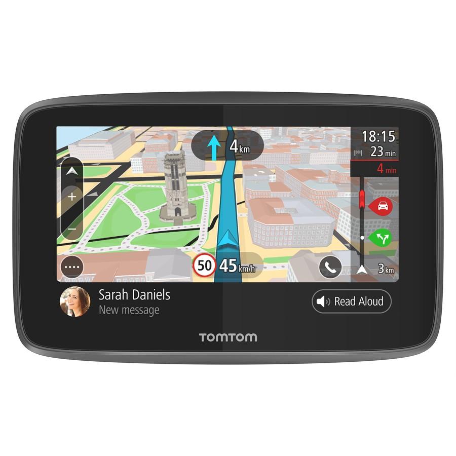 """GPS 5"""" TomTom GO 5200 - Cartographie Monde"""