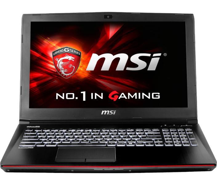 """Un PC portable MSI acheté = une tablette MSI W20 (2 Go de RAM, 128 Go en SSD) offerte - Ex : PC portable 15,6"""" Full HD MSI GE62 2QC-643FR (i5-4210H, 8 Go de RAM, 1 To)"""