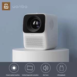 Vidéo projecteur Xiaomi Wanbo T2 Max - Full HD (111.72€ via FRSPRING5)