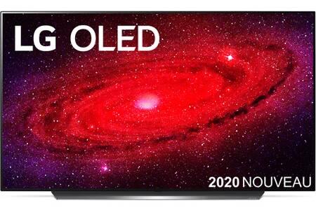 "TV OLED 65"" LG OLED65CX6LA - 4K UHD, Smart TV"