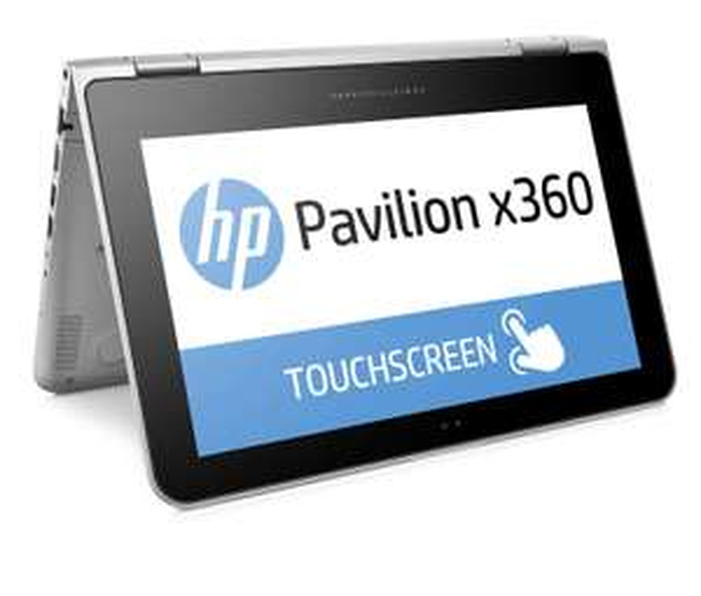 """PC ultra-portable 11.6"""" tactile HP Pavilion 11 x360-k000nf (Celeron N3050, 4 Go de RAM, 500 Go)"""