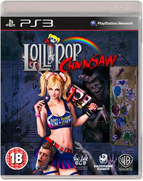 Lollipop Chainsaw PS3 / XBox 360