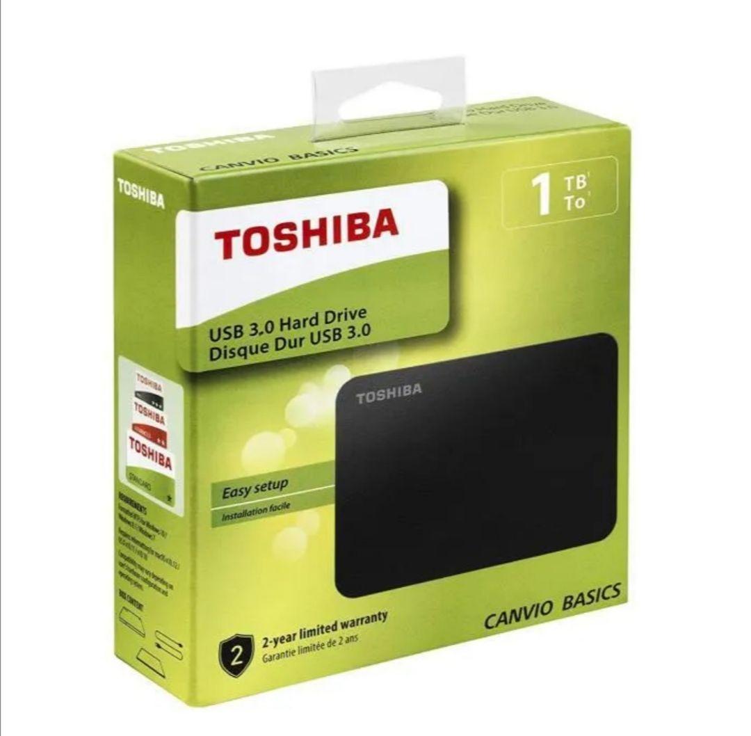"Disque Dur Externe 2.5"" USB 3.0 Toshiba HDTB410EK3AA - 1 To (Vendeur Tiers)"